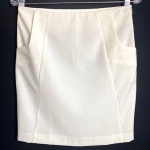 Body by Victoria Mini Skirt